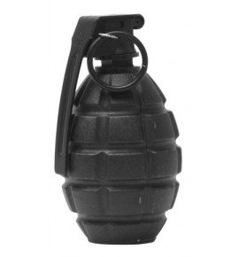 Airsoft/Paintball Hand Grenade (Plastic)