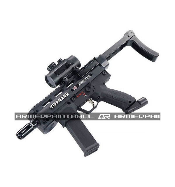MP5 Style Sliding buttstock for Tippmann Markers ( A5-98-X7