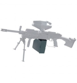 M249 SAW Storage Magazine for Tippmann A5